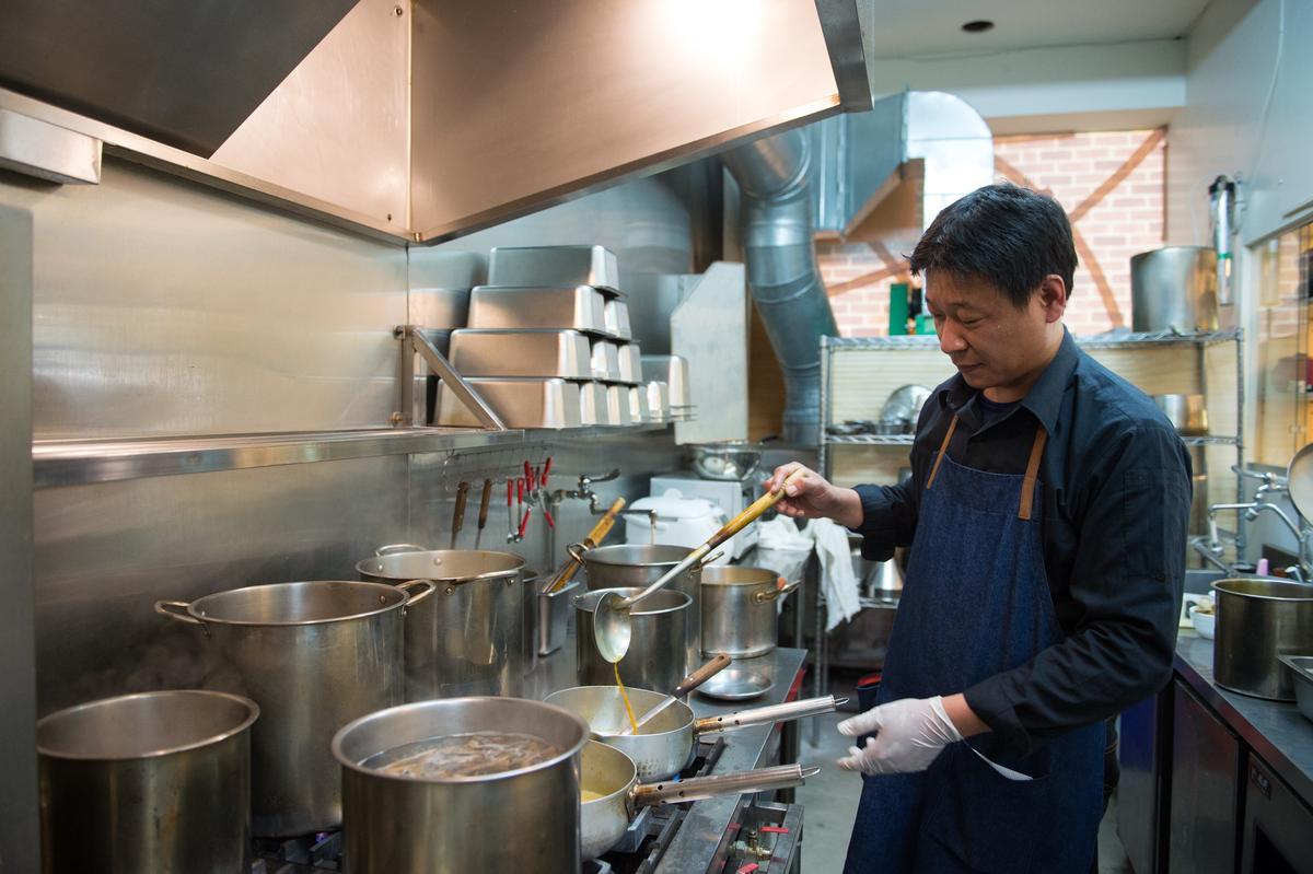 餐飲總監方瑞祥曾任《少年Pi的奇幻漂流》《沈默》劇組在台拍攝期間的隨隊行政主廚。