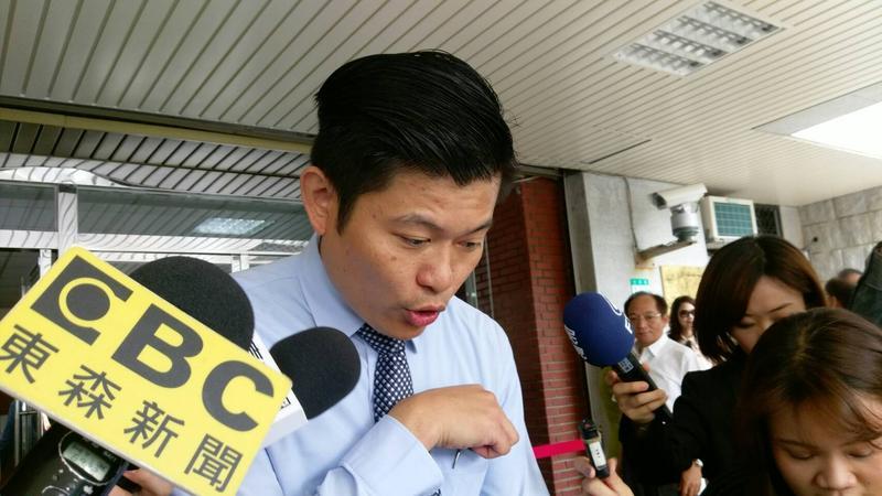 江蕙胞弟律師趙文銘向媒體解釋江蕙請假。