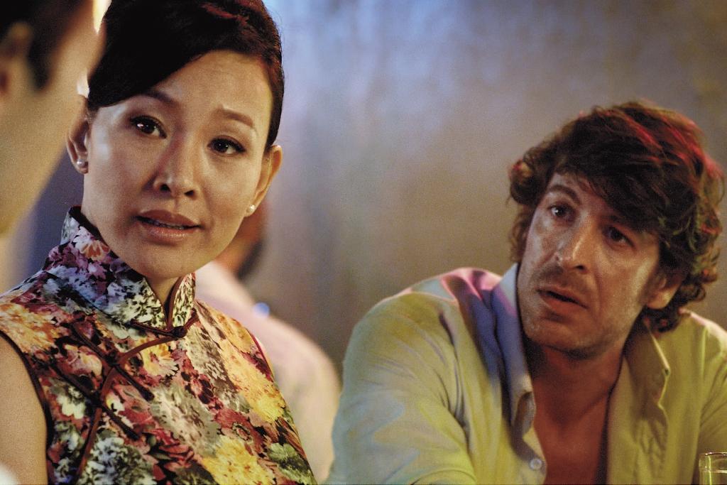 HBO Asia近年積極製作亞洲本地原創影集, 2013年就與澳洲廣播電視合作影集,找中國女星陳冲(左)主演《星洲檔案》。右為男主角Don Hany。