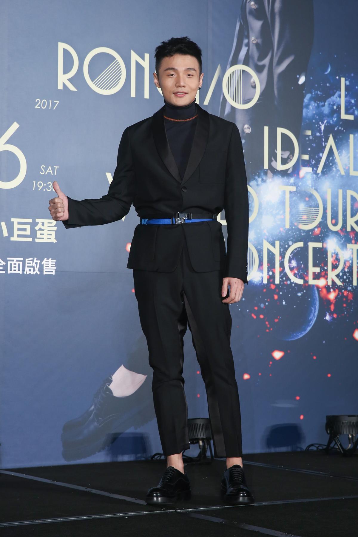 女友楊丞琳被爆耍大牌,李榮浩替她緩頰。
