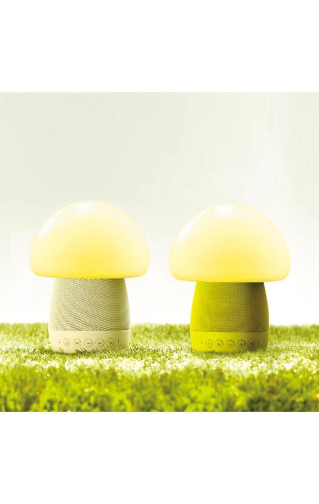 EMOI智慧蘑菇音響燈。NT$2,980