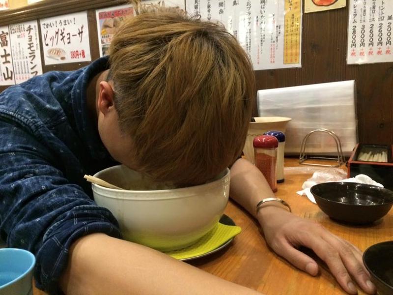 奈良到底什麼拉麵這麼猛,讓我跟日本友人通通被擊倒?