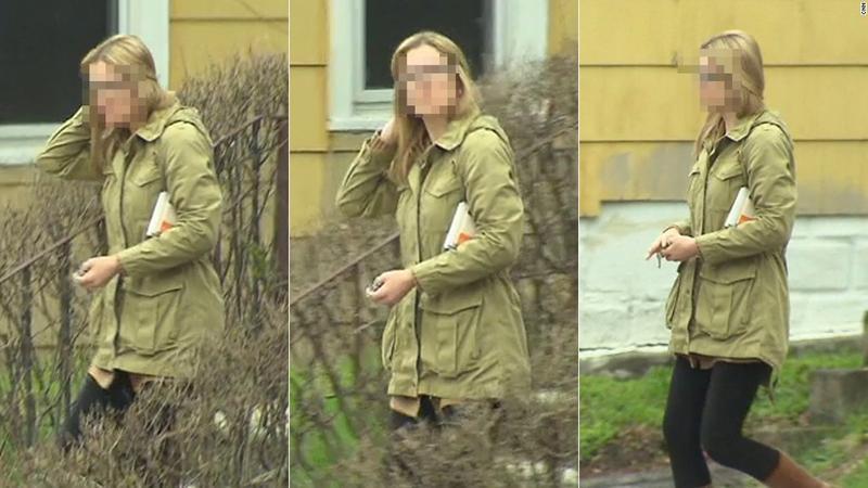FBI女幹員愛上自己負責調查的ISIS恐怖分子,還偷偷飛去敘利亞,嫁給這名殘暴的聖戰士,讓FBI臉上無光。(截自CNN)