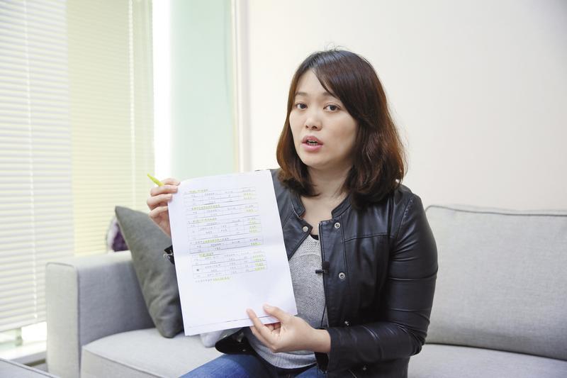 親民黨立委陳怡潔認為,保證金沒收門檻形同懲罰落選者,將提修法刪除。