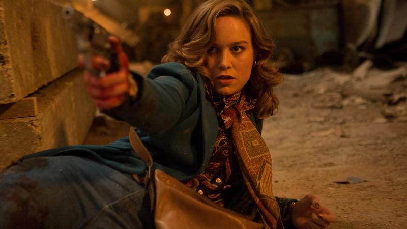 奧斯卡影后布麗拉森在電影 《玩命鎗火》化身軍火仲介商。