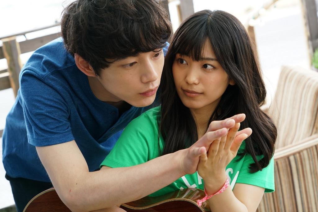 日系的純愛電影《與妳的第100次愛戀》。(采昌國際)