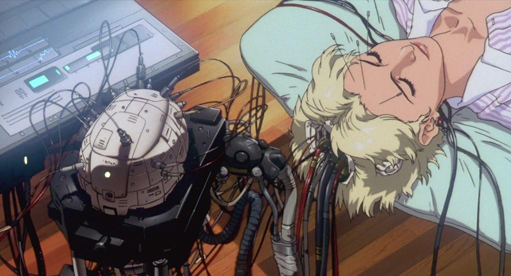 由於好萊塢翻拍了《攻殼機動隊》,因此日本原版動畫終於有機會在台灣上戲院放映。(威望國際)