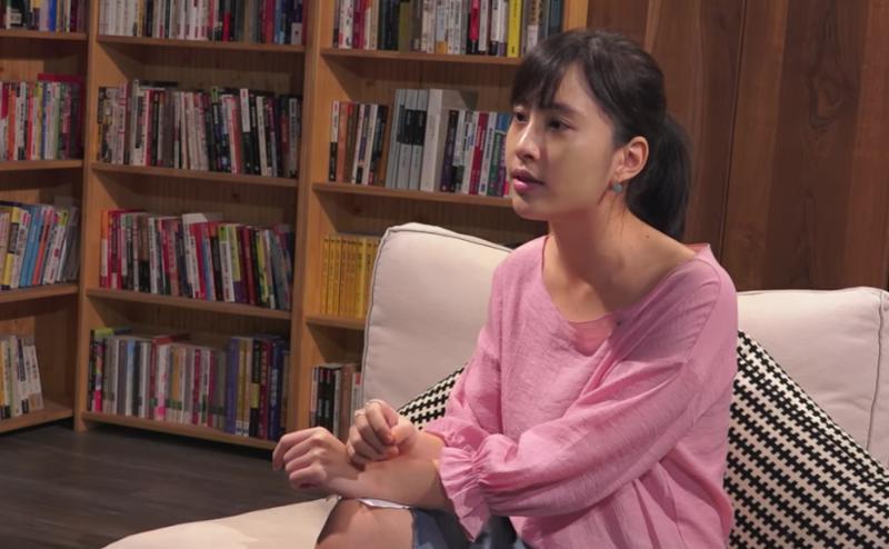 才女作家林奕含生前最後訪談的影片曝光,引起網友無限感概。