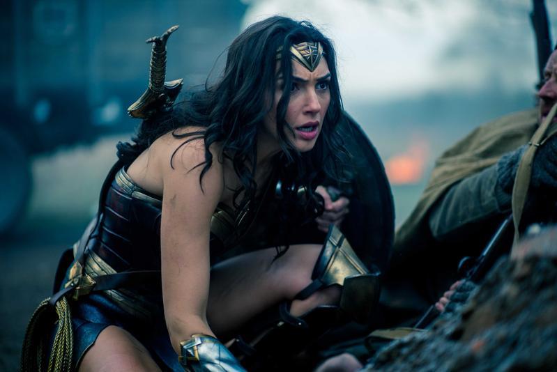 身為第一部漫畫女英雄電影,《神力女超人》從籌備以來就有許多話題。
