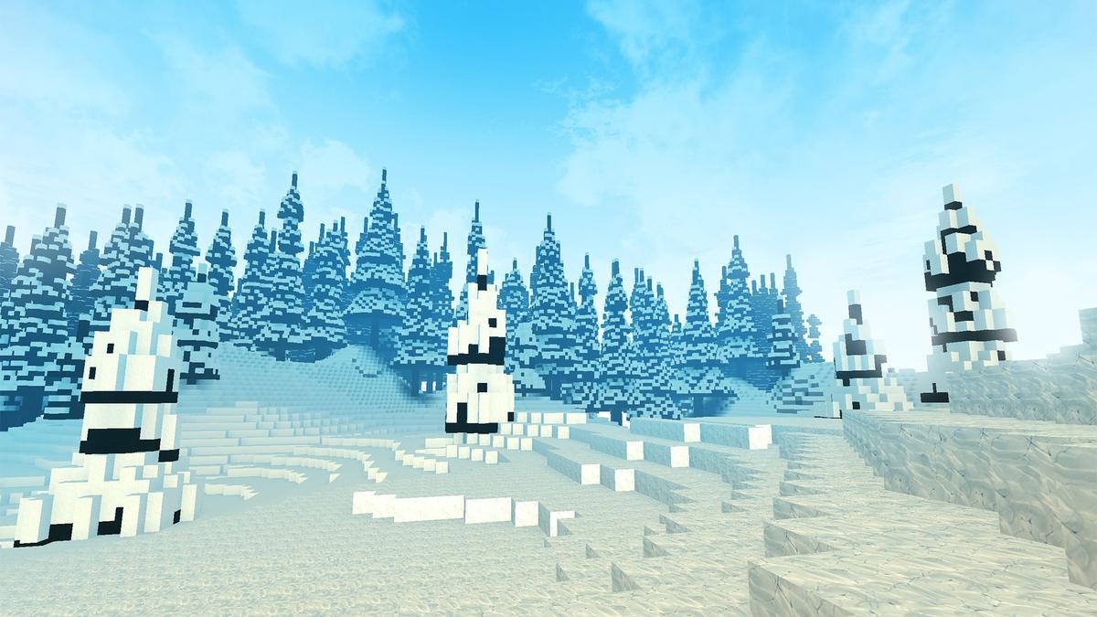 雪地(圖片來源:官方)