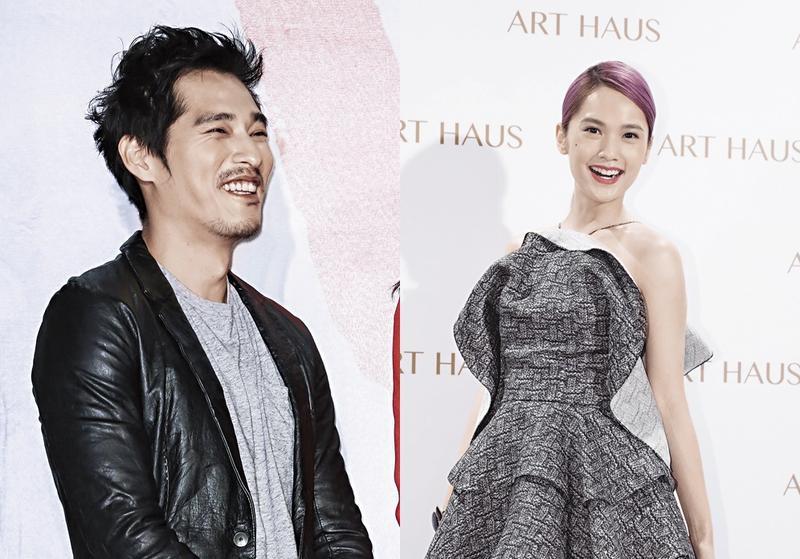 楊丞琳和藍正龍繼《流星花園》後,相隔15年終於要再度合作拍戲。