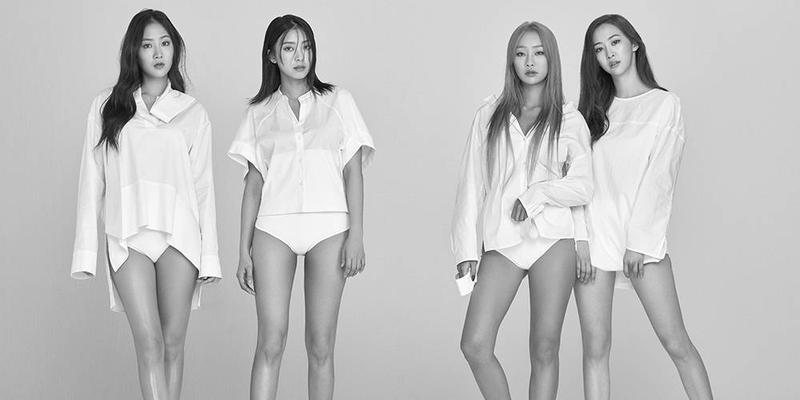 韓國女團SISTAR宣布不續團體約。7年團體組合走向解散。(網路圖片)
