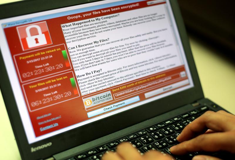 WannaCry勒索病毒今年5月曾讓全球許多大型機關企業差點哭出來。