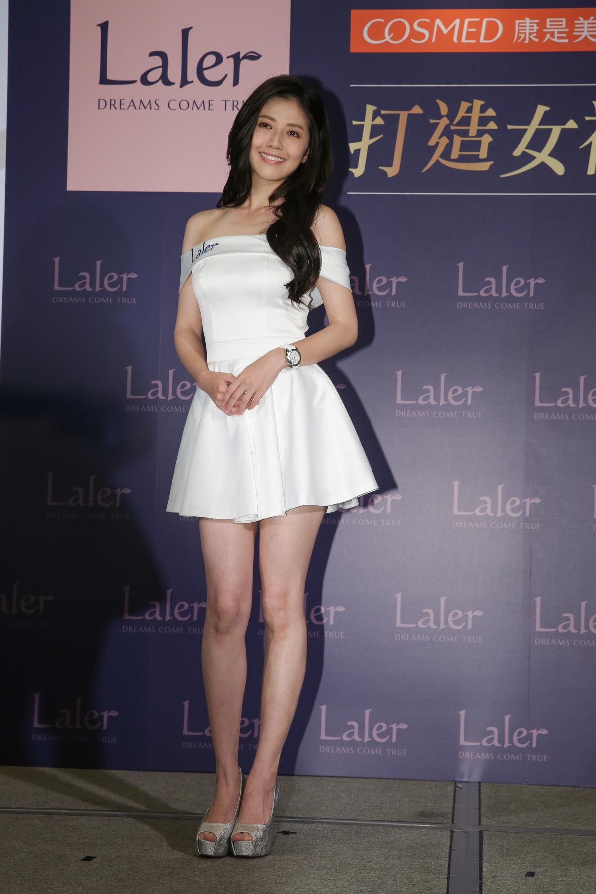 韓瑜表示再也不想交往圈內人,希望男友是圈外熟男。