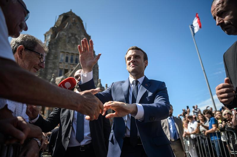 法國國會第一輪選舉結果出爐,總統馬克洪的政黨及盟友又告大勝。