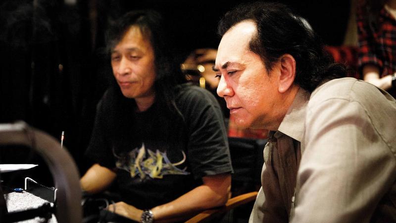 導演邱禮濤「自宮」3個黃秋生屠殺血腥鏡頭,避開電檢四級。