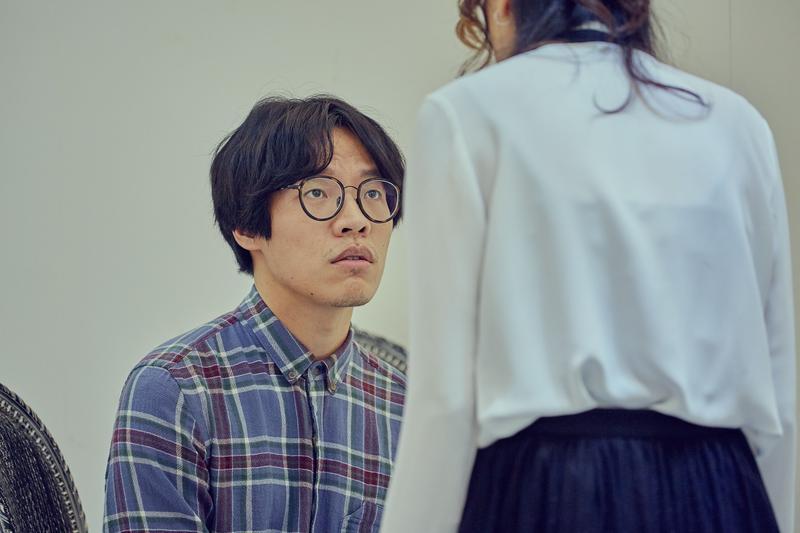 《花甲男孩轉大人》收視再創新高,男主角盧廣仲非常開心。