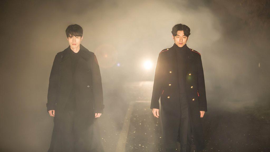 孔劉(右)以《鬼怪》一劇在各地收穫大批粉絲。(圖片提供:愛奇藝)