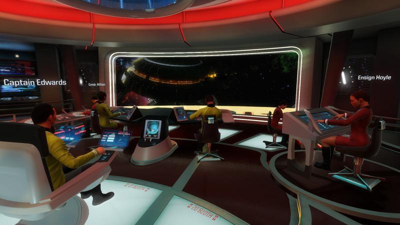 IBM華生將幫助新開始的星際迷航遊戲理解玩家發出的語音指示。(圖/官方網站)