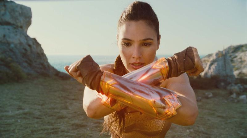 《神力女超人》口碑票房雙贏,蓋兒加朵星運看漲。