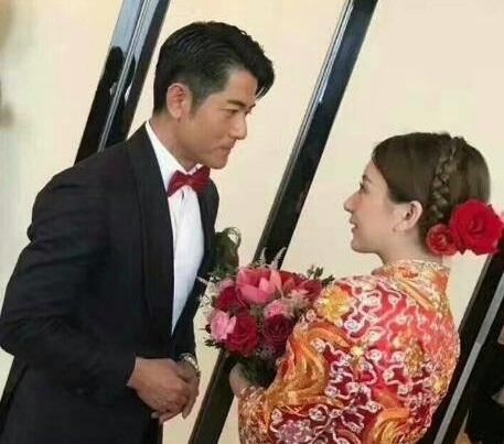 郭富城今年閃婚方媛,也證實方媛是帶球嫁。(讀者提供)