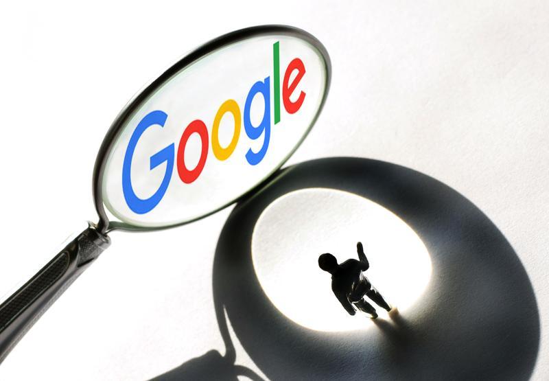 谷歌搜尋引擎的數據默默紀錄了人性的幽微真相。(東方IC)