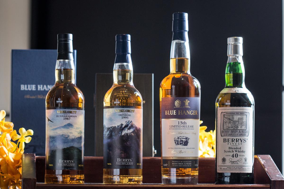 這些看起來面生的酒,是獨立裝瓶廠千變萬化的客製化酒標。