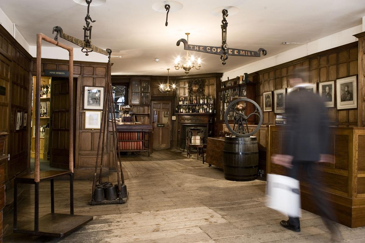 BBR是英國倫敦最古老的獨立裝瓶廠。