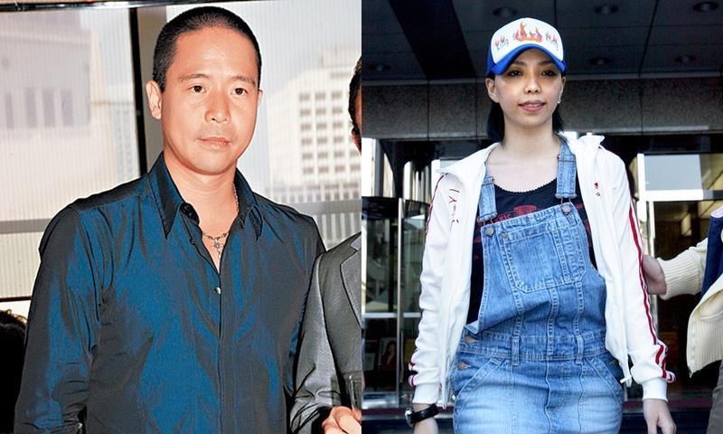 1999年張惠妹與唱片公司少東周立璟相戀,導致跟恩師張小燕的關係降至冰點。(東方IC)