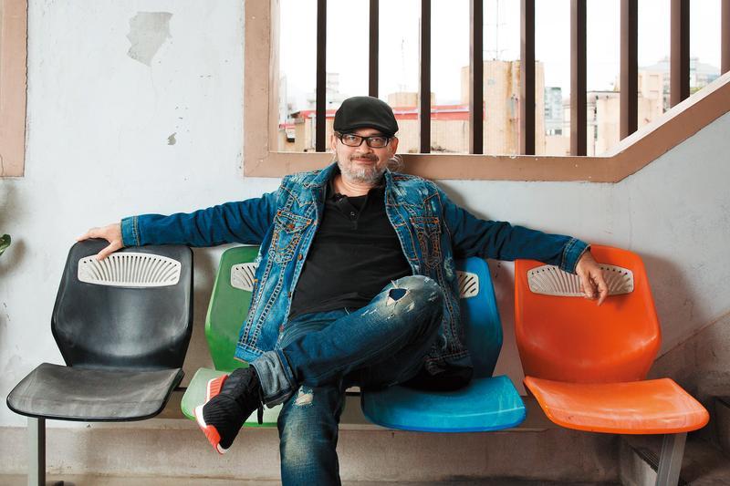 麥人杰近3年半全力投入新作《鐵男孩》,期望開創台灣動畫的新局。