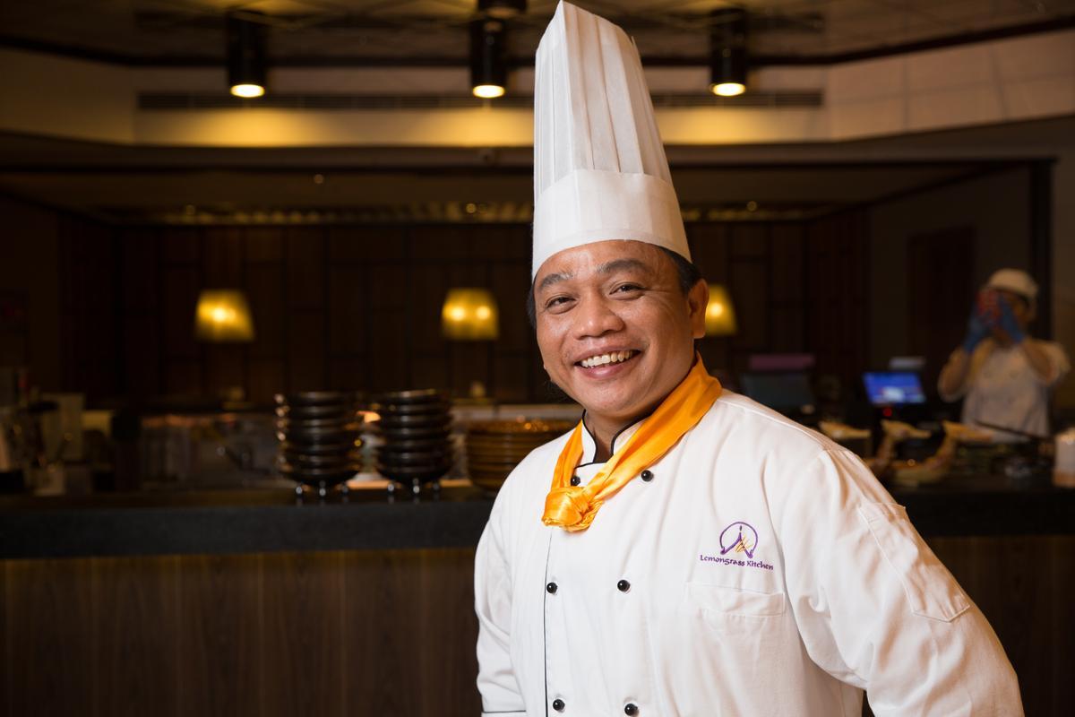 阿明師是台灣著名的泰國料理主廚,喜來登素可泰、暹廚都是他的代表作。