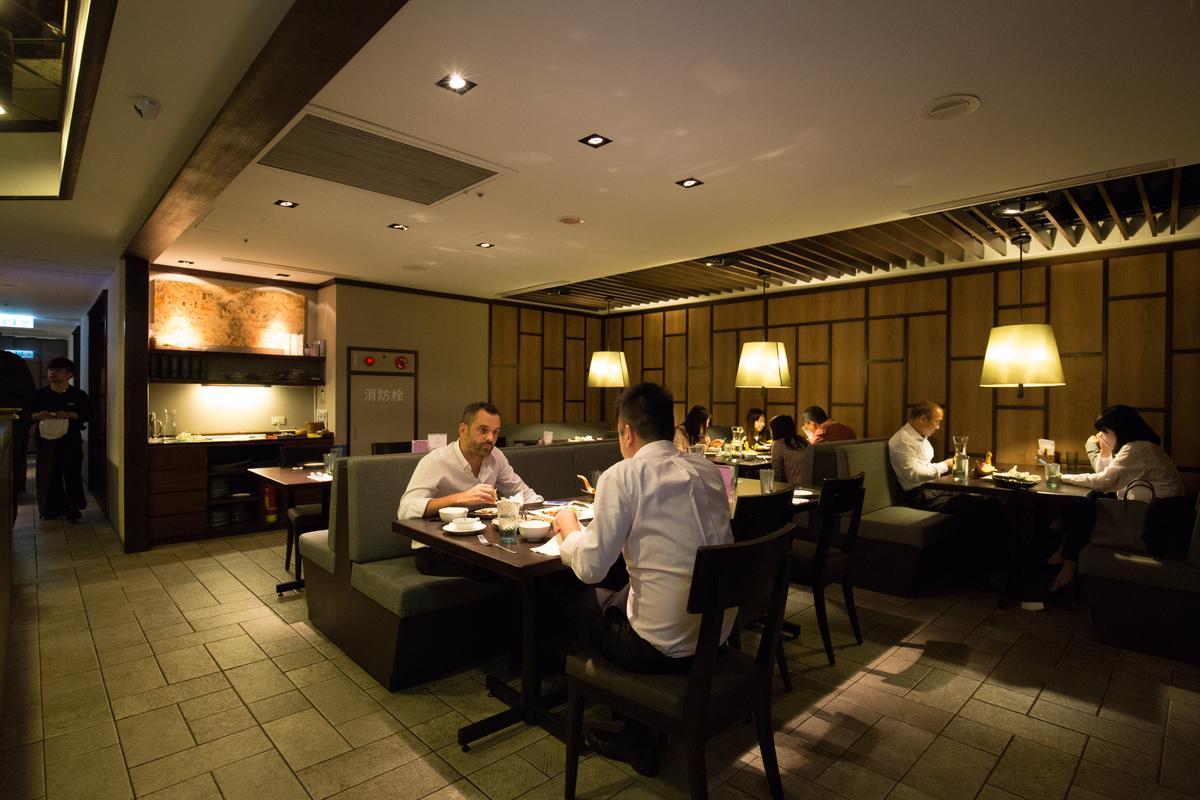 用餐環境舒適,許多外籍人士也愛來這裡吃泰菜。