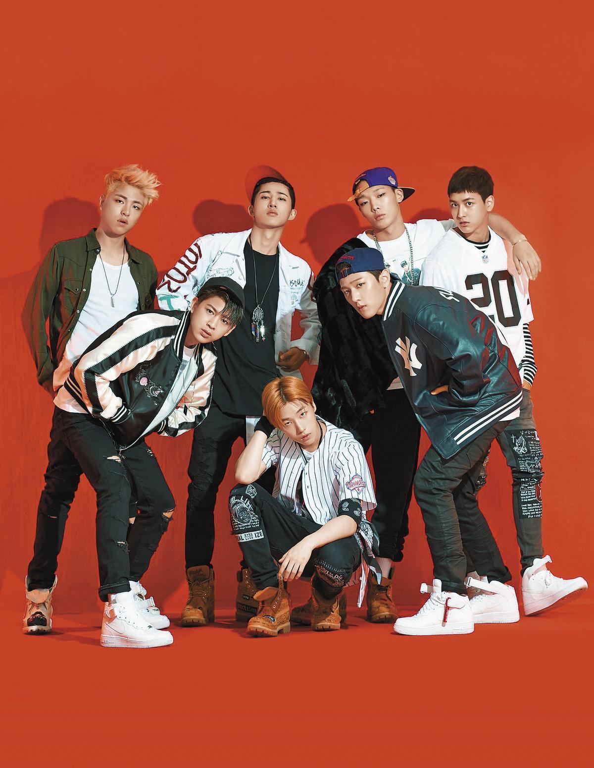 iMe去年在台成立分公司後,首場舉辦的是YG旗下七人男團iKON的演唱會。(iMe提供)