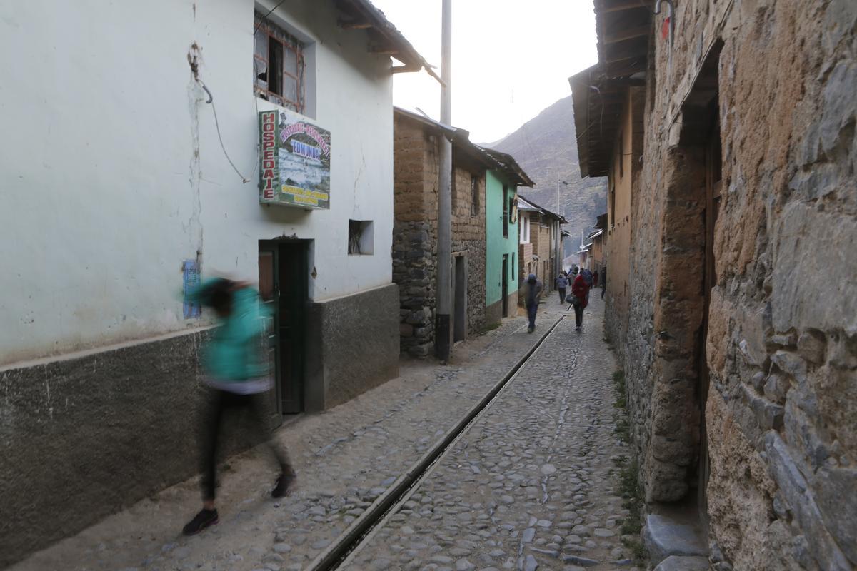 萬卡亞鎮景。