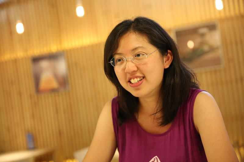 來自台灣的科學家楊佩良,從小就對動物和物理學充滿興趣。
