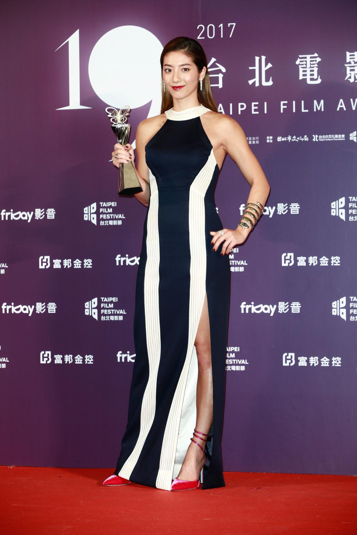 瑞瑪席丹第一次演戲就得獎,也確定演戲是自己想做的事。