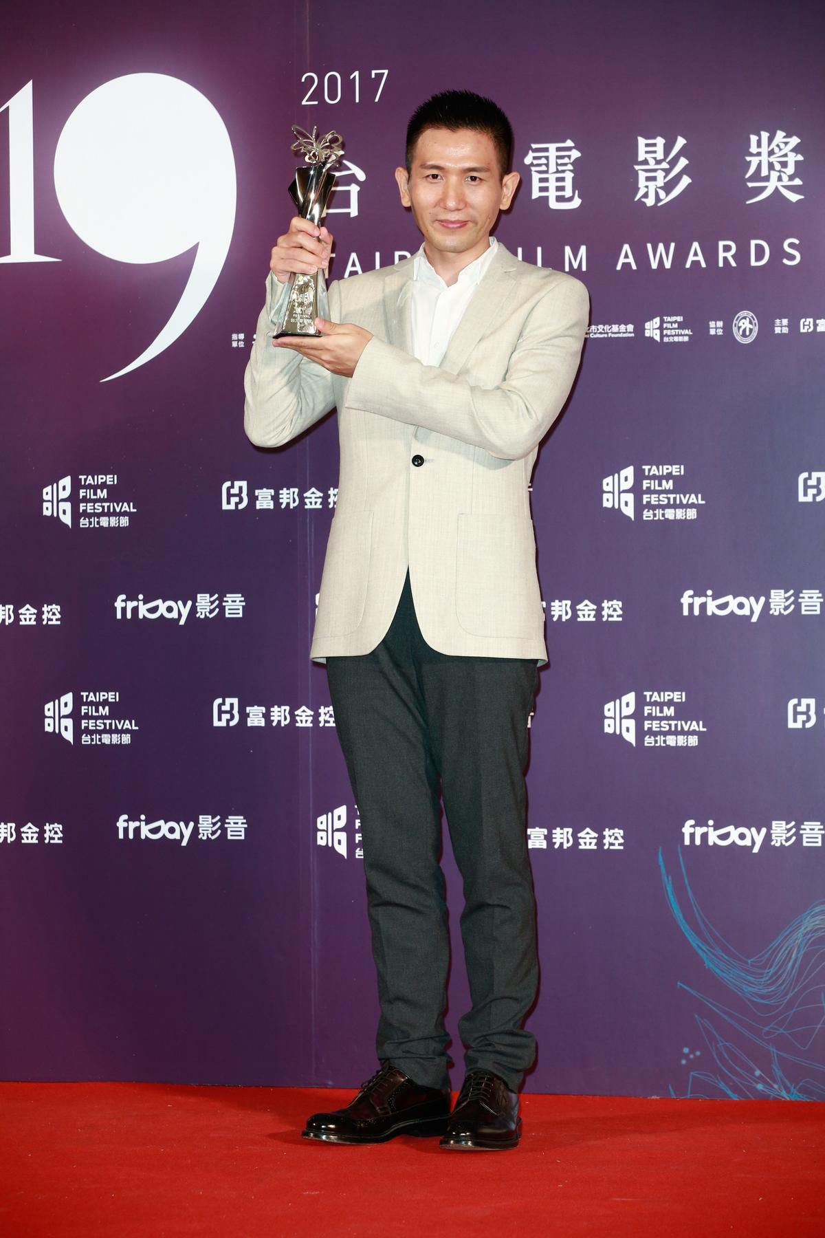 導演趙德胤以《再見瓦城》得到媒體推薦獎。