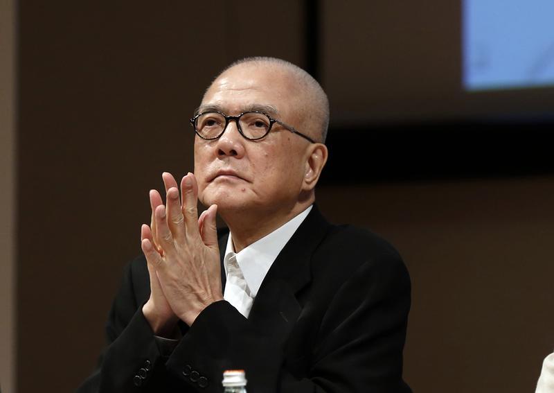 吳清友7月18日在辦公室昏迷病逝,讓親友很悲痛。