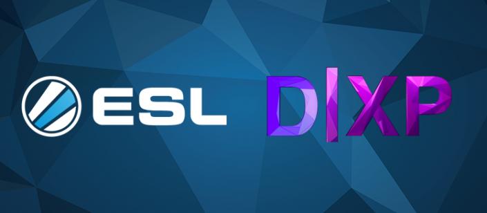 迪士尼新遊戲節目,與電競組織ESL合作。(圖/ESL官網)