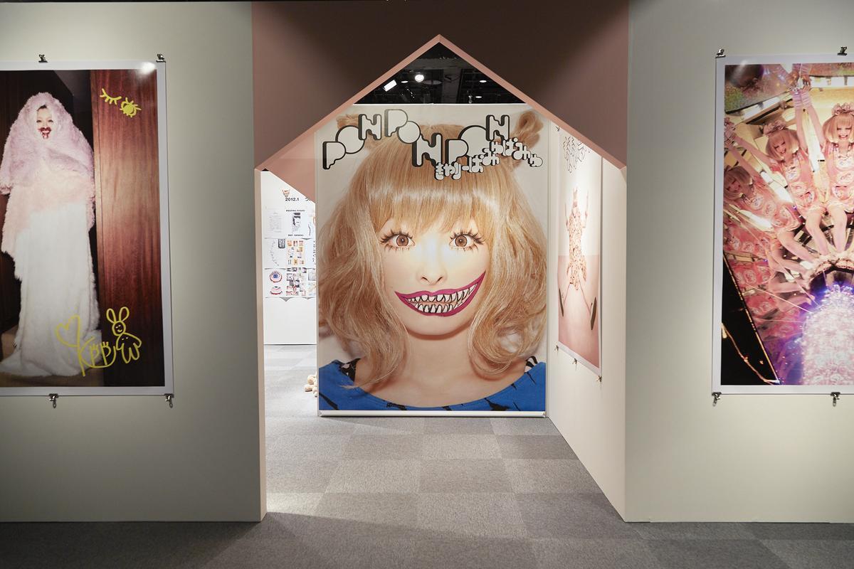卡莉怪妞展以18張CD專輯為主題,讓歌迷貼近慢慢品味。