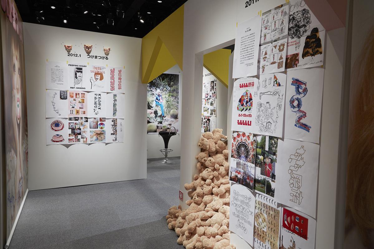 卡莉怪妞展覽去年在日本舉行9天,吸引萬人進場。
