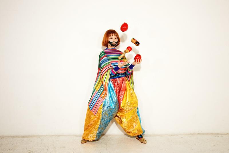 日本搞怪歌姬卡莉怪妞作品展,8月將移師台北舉行。