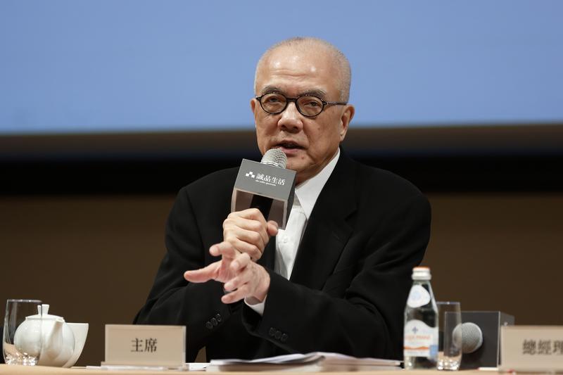 吳清友曾夢想成立一個讀書的電視頻道。