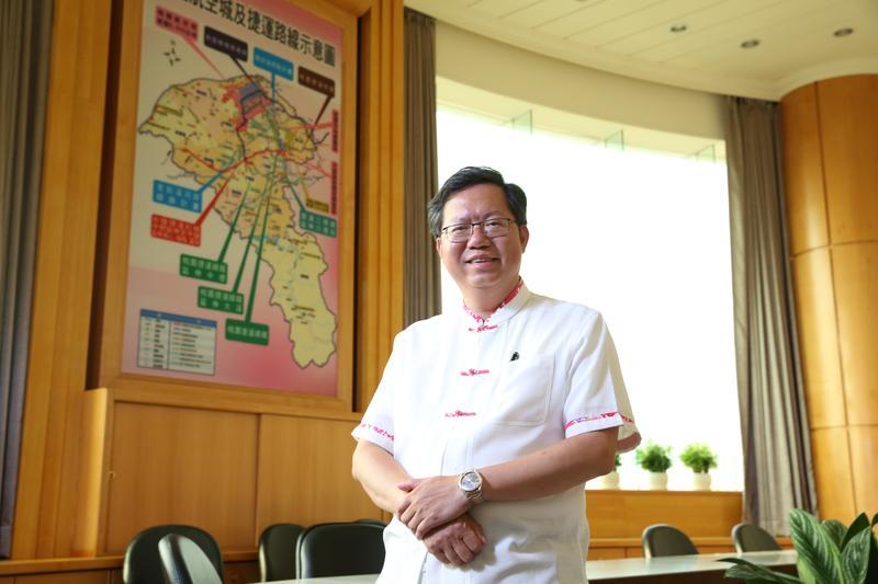 鄭文燦:明年航空城將完成區段徵收準備作業。