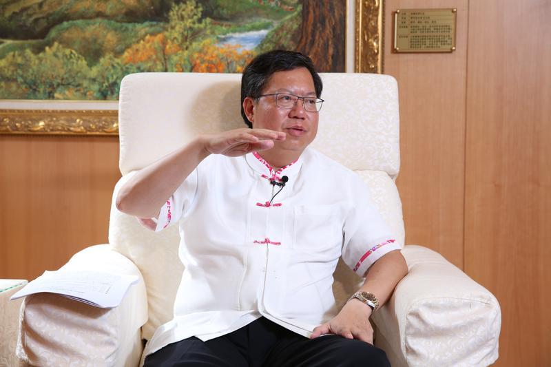 鄭文燦是新閣揆的大黑馬?