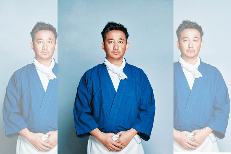 黃磊缺席他主演兼投資的《深夜食堂》發布會,引起大家對身體出問題的諸多揣測,該劇廣告置入很多,引起的話題訊息量非常大,是個不錯的投資。(翻攝自黃磊微博)