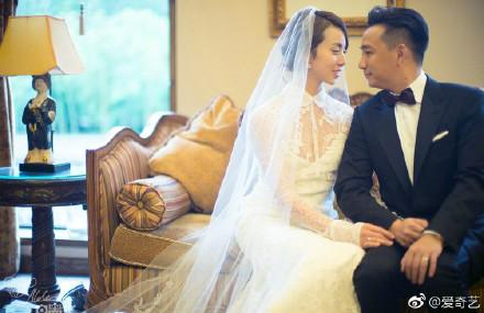 黃磊跟孫莉交往20多年,是演藝圈內難得一見的模範夫妻。