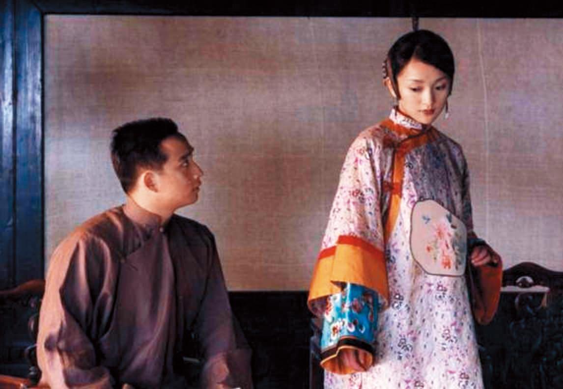 周迅(右)和黃磊再次合作《橘子紅了》,好評如潮,黃磊本計畫今年再邀周迅合作拍攝電影《巧克力》。(翻攝自網路)