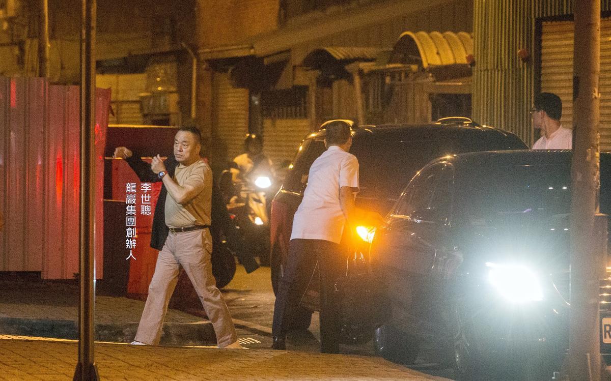 本刊直擊6月29日晚間7點半,以蔡宗翰為首的企業界人士準時抵達鄭文燦官邸赴宴,宴席直到晚間10點才散會。