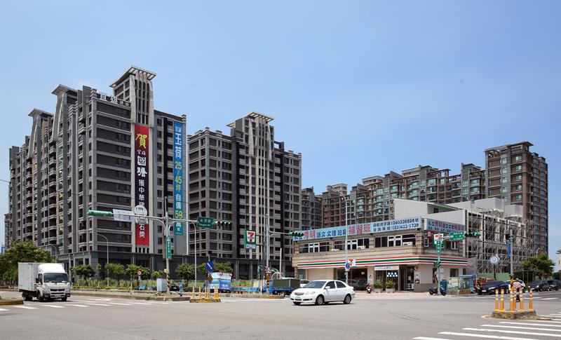 桃園航空城範圍內的青埔,這幾年房市表現大起大落,但市場仍看好長期發展。